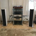 オーディオラックSOUNDMAGIC XU03FSⅡ導入記2(組立設置編)